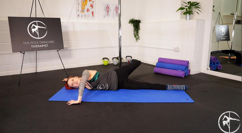 Basic Upper Body Stretch